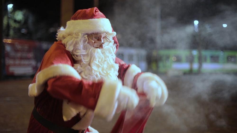 ÜSTRA Weihnachtsfilm 2019